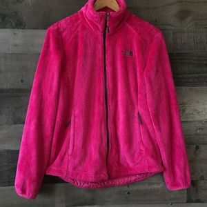 The North Face Jackets & Coats - The North Face full zip soft fleece jacket
